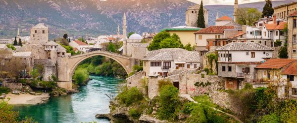 private transfers from hotel Amphora Split to Dubrovnik and Mostar