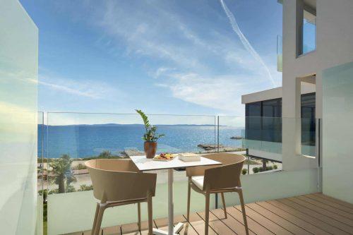 Hotel Amphora Split Croatia accommodation with a sea view