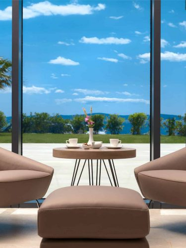 Best beach hotels in Split hotel Amphora new hotel on the Znjan beach